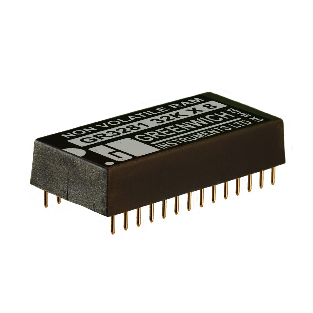 Greenwich Instruments GR3281 Non Volatile RAM