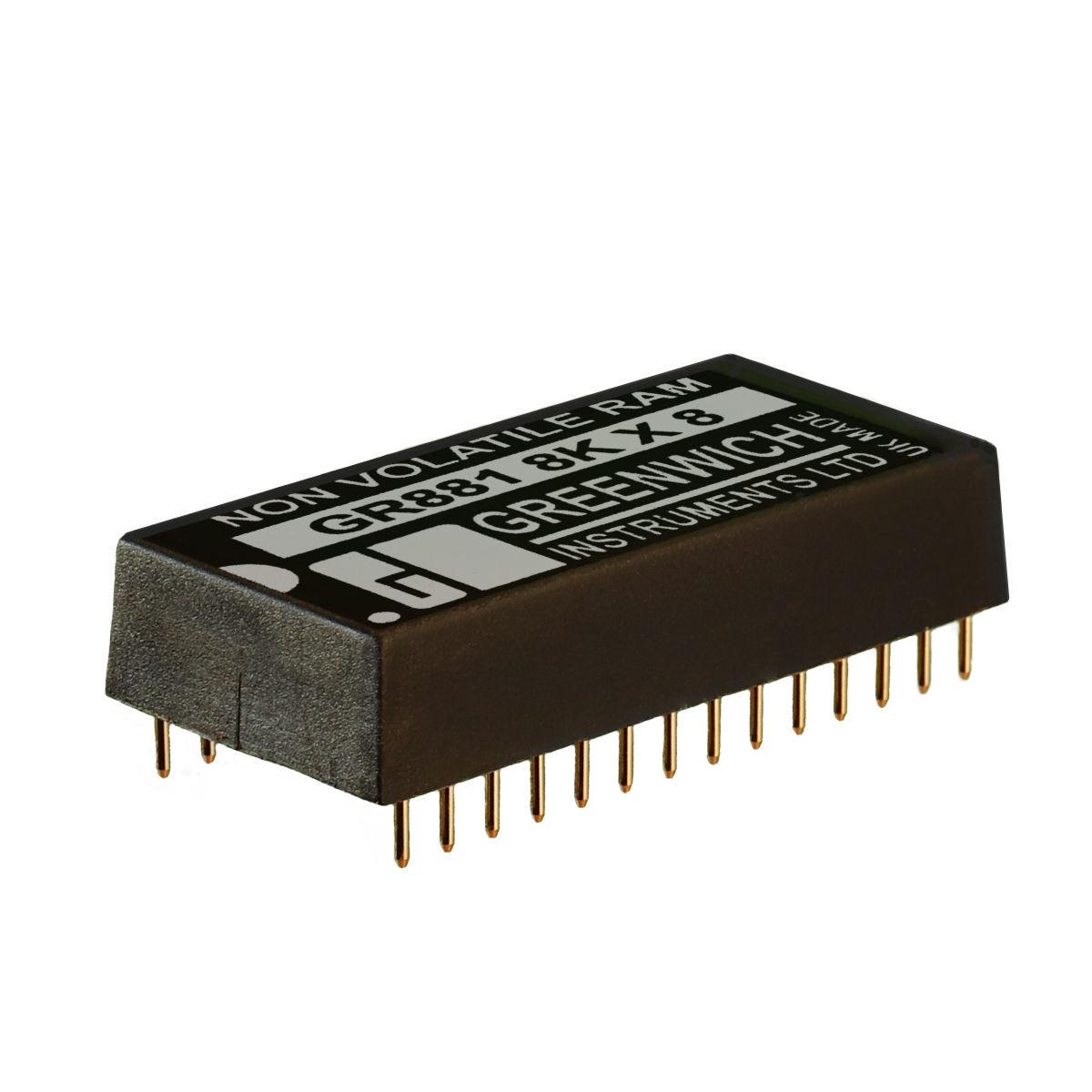 Greenwich Instruments GR881 Non Volatile RAM